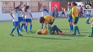 ESPRIT SPORTIF Capitaine de Rugby Club Hrairia Filles U14