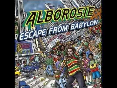 Alborosie Escape from Babylon 2009