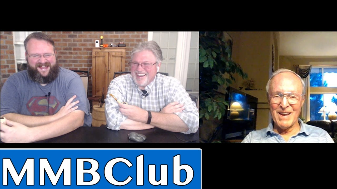 MMBClub Episode № 300!!!  Hanging out with retired USAF Colonel Calvin Markwood