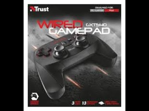 red gear gamepad driver 20
