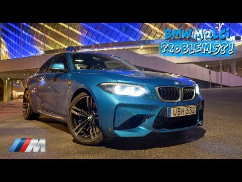 First problems for my BMW M2. Already?!
