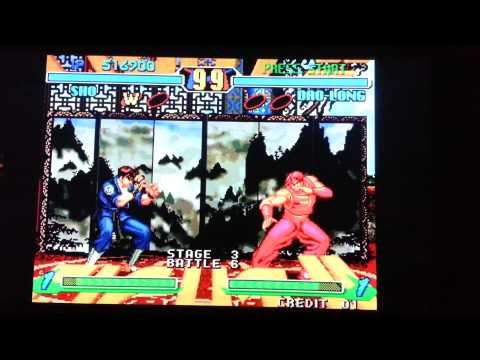 Neo Geo- Breakers Revenge  overview