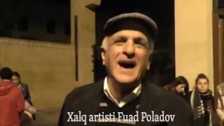 """Fuad Poladov """"Azdrama""""dan belə ayrıldı"""