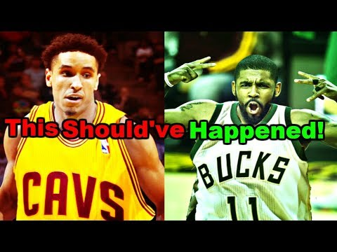 Why CLEVELAND should've Traded with MILWAUKEE!