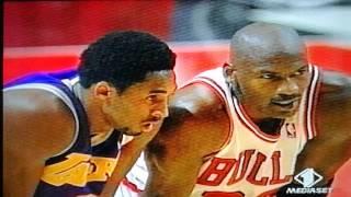 Nba 1998 - Chicago Bulls vs Los Angeles Lakers & New Jersey Nets