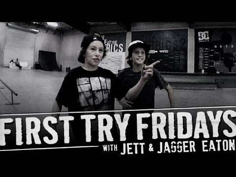 Jett & Jagger Eaton - First Try Friday