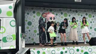 FC岐阜 2019.7.14 15:00 ステージ SKE48 #北野瑠華 #太田彩夏 #水野愛理...