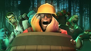 The Barrel Engineer - TF2 Zombies, How To Survive The Apocalypse!