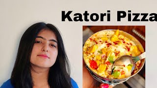 Katori pizza in cooker   Mug pizza  Pizza without Oven and without Yeast Quick Pizza   Vlog 19