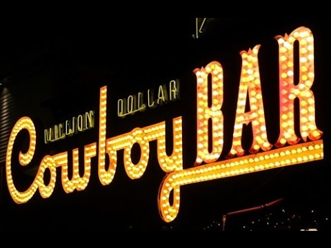 Million Dollar Cowboy Bar ~ Jackson Hole, Wy