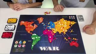 Jogo De Tabuleiro War Loja Grow