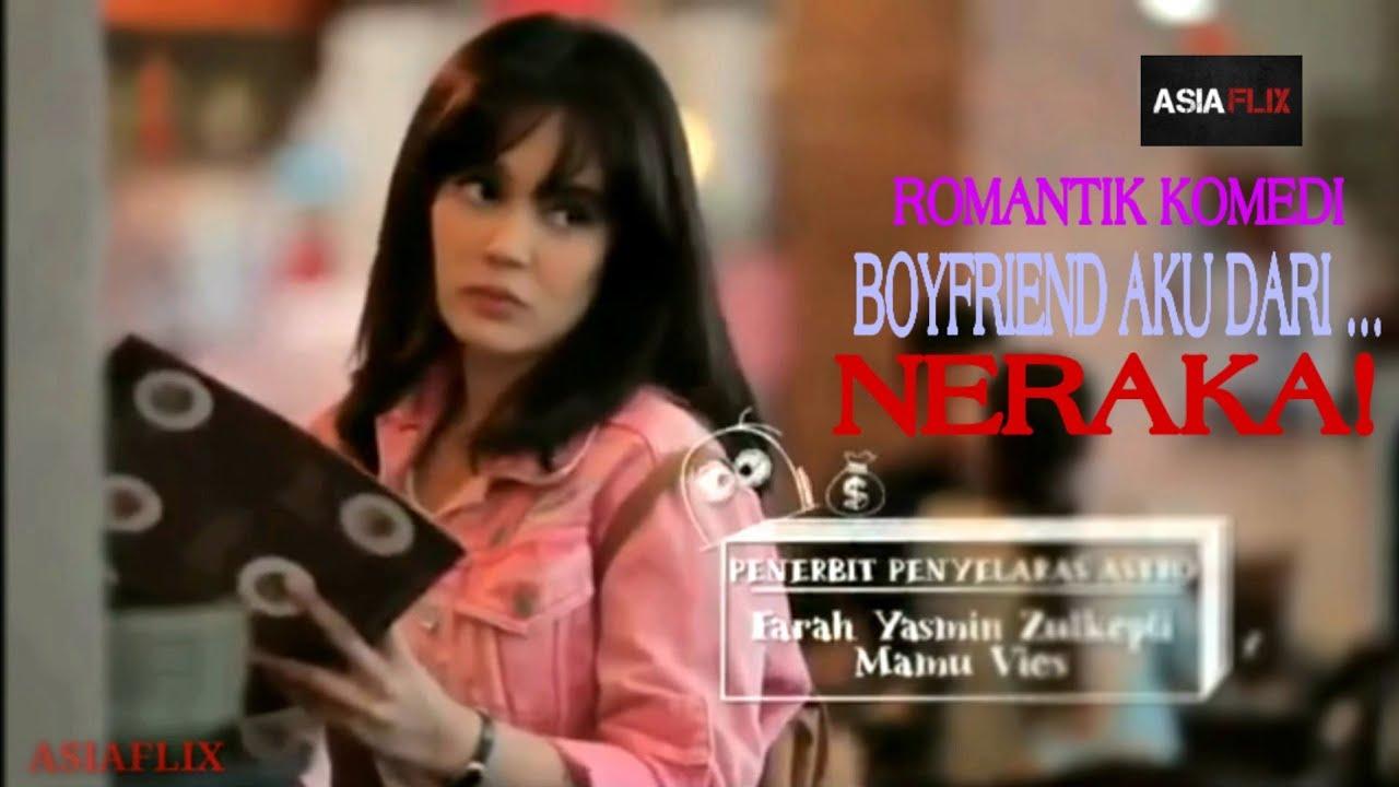 Boyfriend Aku Dari Neraka Full Movie Melayu HD - Uqasha Senrose | Kamal Adli