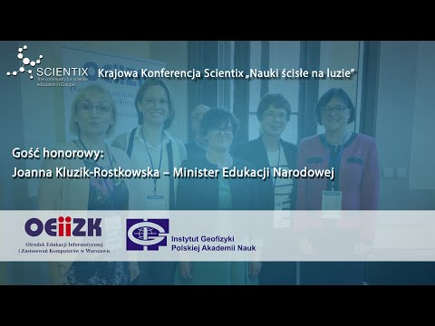 Joanna Kluzik-Rostkowska - Minister Edukacji Narodowej