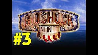 Bioshock Infinite - Walkthrough/Gameplay - Part 3 [Rescuing Elizabeth] (XBOX 360/PS3/PC)