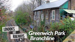 London's Lost Railways - Greenwich Park (Ep. 7)