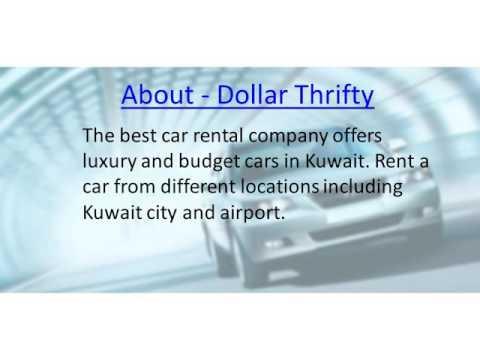 Car Rental Kuwait DollarThrifty