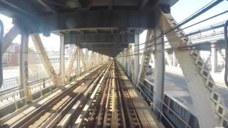 ⁴ᴷ NYC Subway Timelapse | Coney Island to 96th Street - 2nd Ave