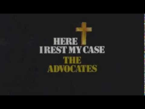 The Advocates - How Can I Be Sure