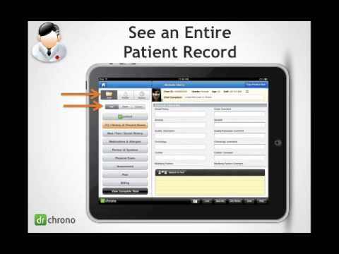 Free EHR ... Signup Within Seconds - Free IPad EMR | Drchrono
