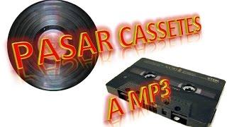 interfase de audio Behringer UCA222 uca202 pasar audio vinilos lp, cassete a mp3 soundcard