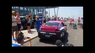 pink-porsche-997-turbo-s-gumball-3000-2014