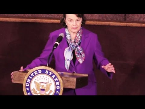 Feinstein Will Take Health Insurance Companies Over Voters Any Day
