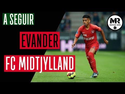 EVANDER DA SILVA   FC MIDTJYLLAND   Goals, Assists & Skills