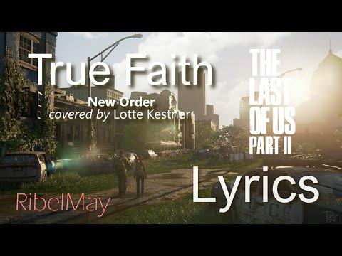 Ashley Johnson - True Faith mp3 ke stažení