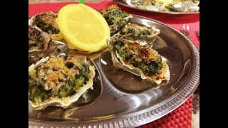 Oysters Rockefeller Recipe - A New Orlean