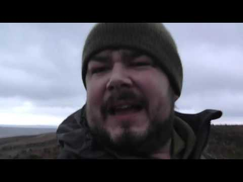 CTX Radio. Black Mountains South Wales. Wild camping and some radio