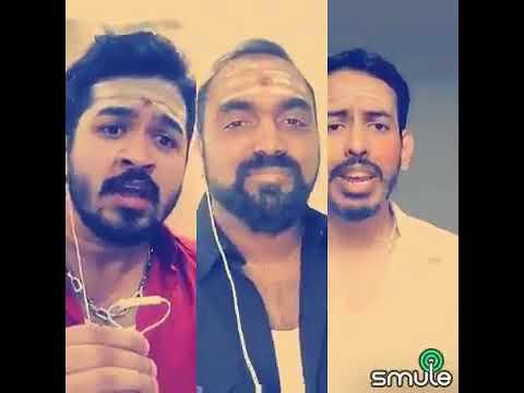 Aalaporan Thamizhan   Mersal   Vijay   A.R. Rahman    Smule Singer-HD