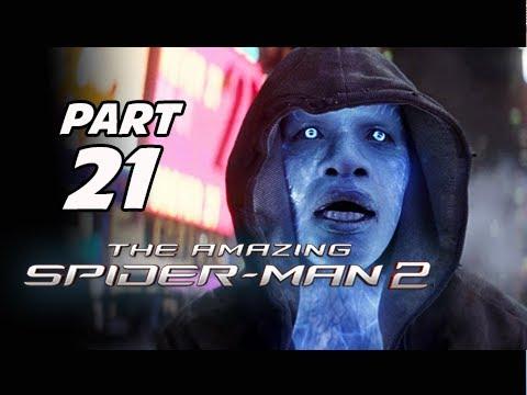 the amazing spiderman walkthrough part 1 chapter 1