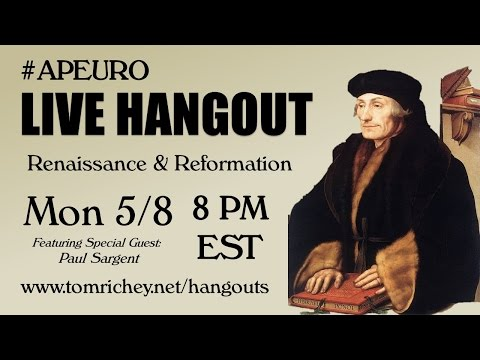 AP Euro Live Review (Renaissance and Reformation)