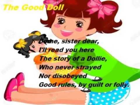 doll poem in english