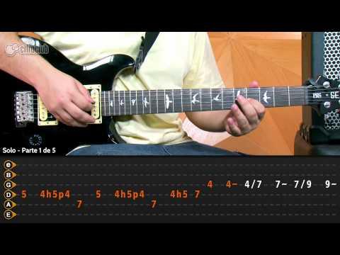 N.I.B - Black Sabbath (aula de guitarra)