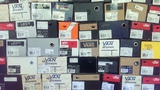 My Vans Collection (as of 6/19/14)
