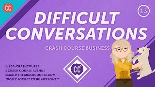 How to Handle Conflict: Crash Course Business - Soft Skills #13