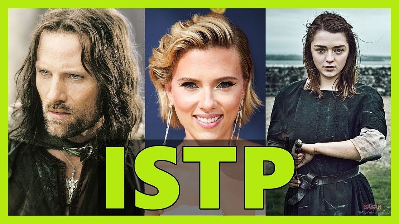 istp female
