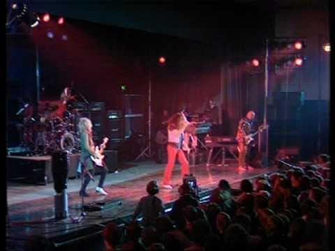 Gillan - Unchain Your Brain (Live in Oxford 1981)