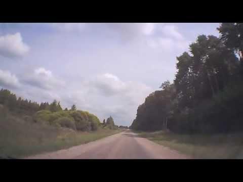 Virtuali kelionė keliu 4209 (Šilutė-Ramučiai-Gardamas)