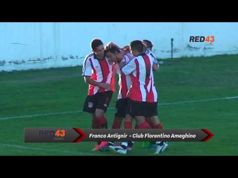 Segundo gol de Florentino Ameghino