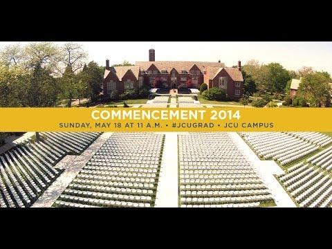John Carroll University Commencement 2014
