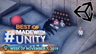BEST OF MADE WITH UNITY #45 - Week of November 7, 2019