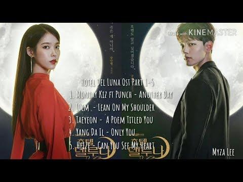 OST Hotel Del Luna Part 1 - 5 (Playlist)