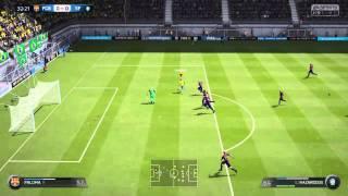Fifa15 Pro Clubs Goals