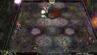 Ys VI: The Ark of Napishtim - Majunun miniboss battle