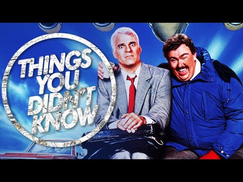 7 Things You Probably Didn't Know About Planes, Trains and Automobiles
