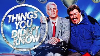 7 Things You (Probably) Didn't Know About Planes, Trains and Automobiles