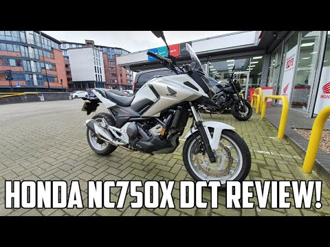 Honda NC750X DCT Review! The ultimate commuter bike?