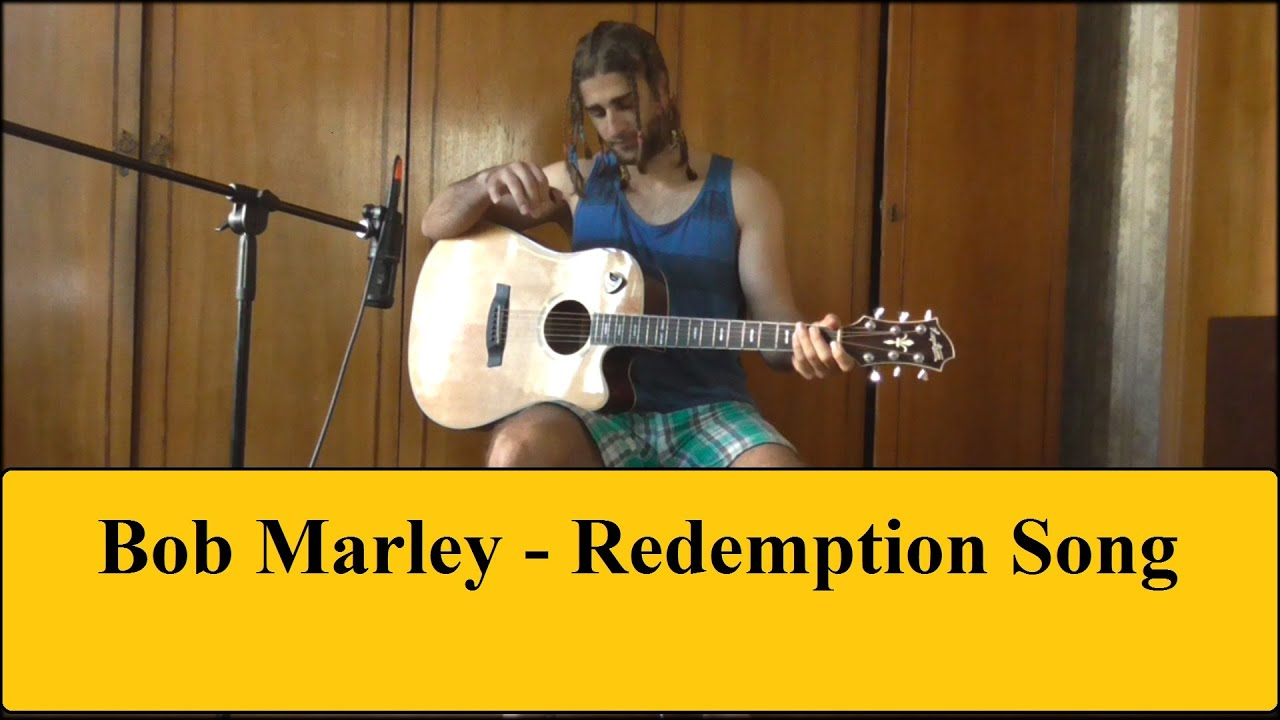 "bob marley s redemption song ""redemption song"" is a song by bob marleyit is the final track on bob marley & the wailers' ninth and final album made when he was alive, uprising, produced by chris blackwell and released by island records."
